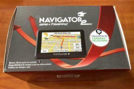 Navigatiesysteem Costa Rica
